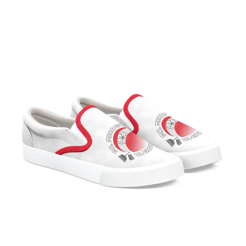 Mr. Miyagi's Cleanning Co Women's Shoes by Opippi