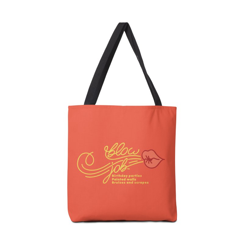 Blow Job Accessories Tote Bag Bag by Opippi