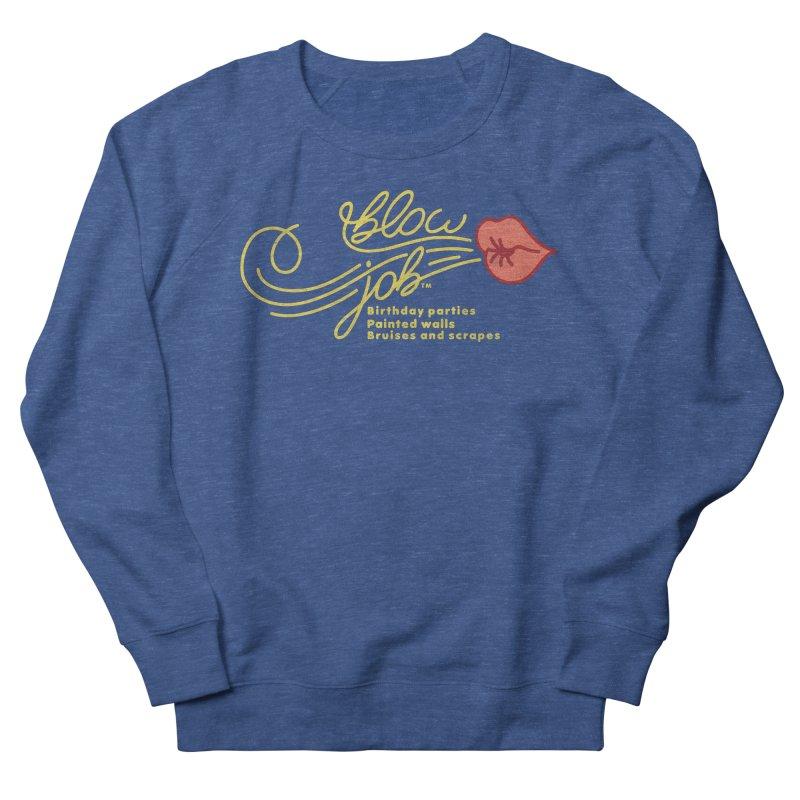 Blow Job Women's French Terry Sweatshirt by Opippi