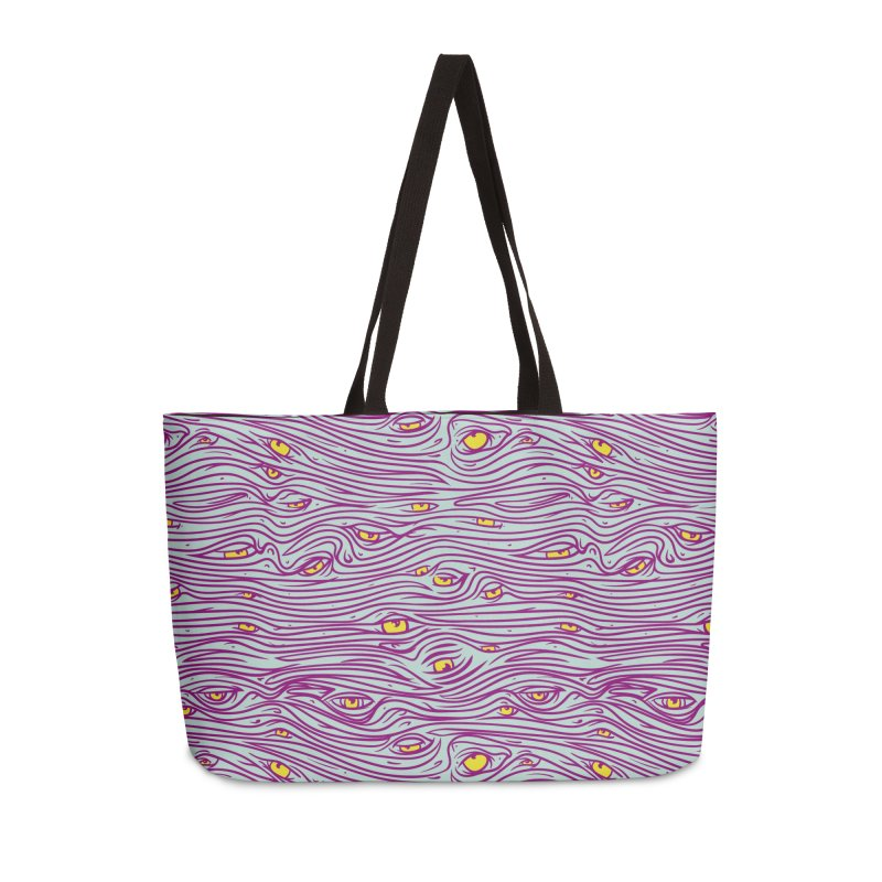 Got my eyes on you Accessories Weekender Bag Bag by Opippi