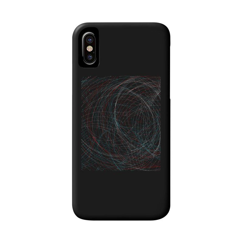 Circle Drops Accessories Phone Case by Opippi