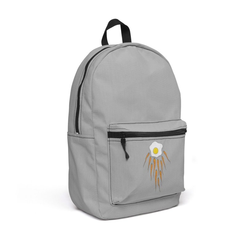 Veggie Fertilization Accessories Backpack Bag by Opippi