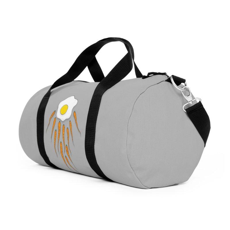 Veggie Fertilization Accessories Duffel Bag Bag by Opippi