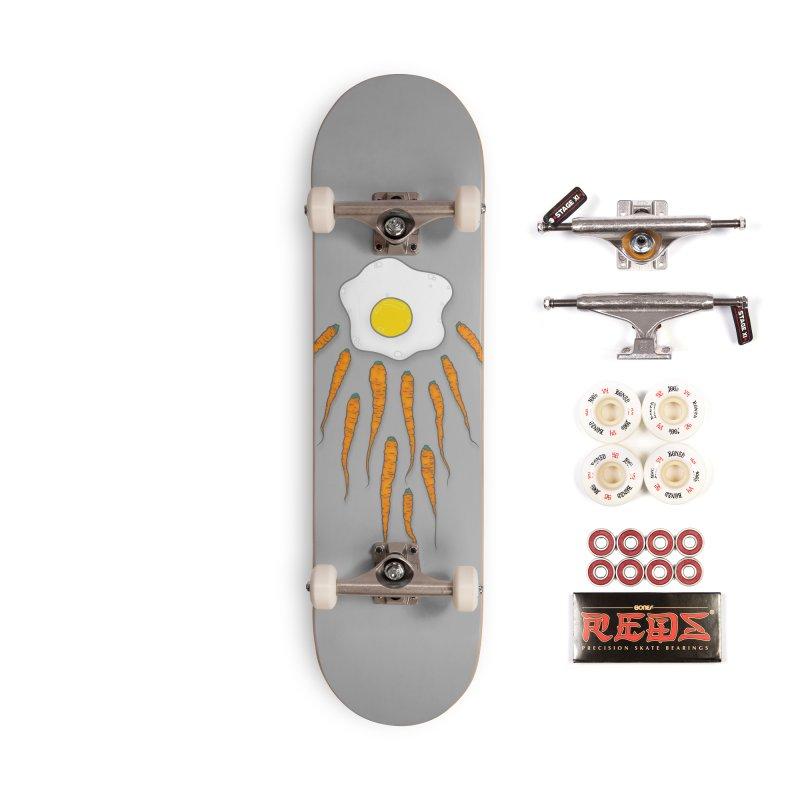 Veggie Fertilization Accessories Complete - Pro Skateboard by Opippi