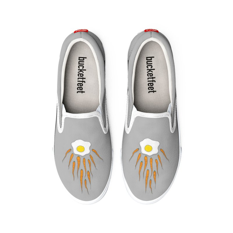 Veggie Fertilization Men's Shoes by Opippi