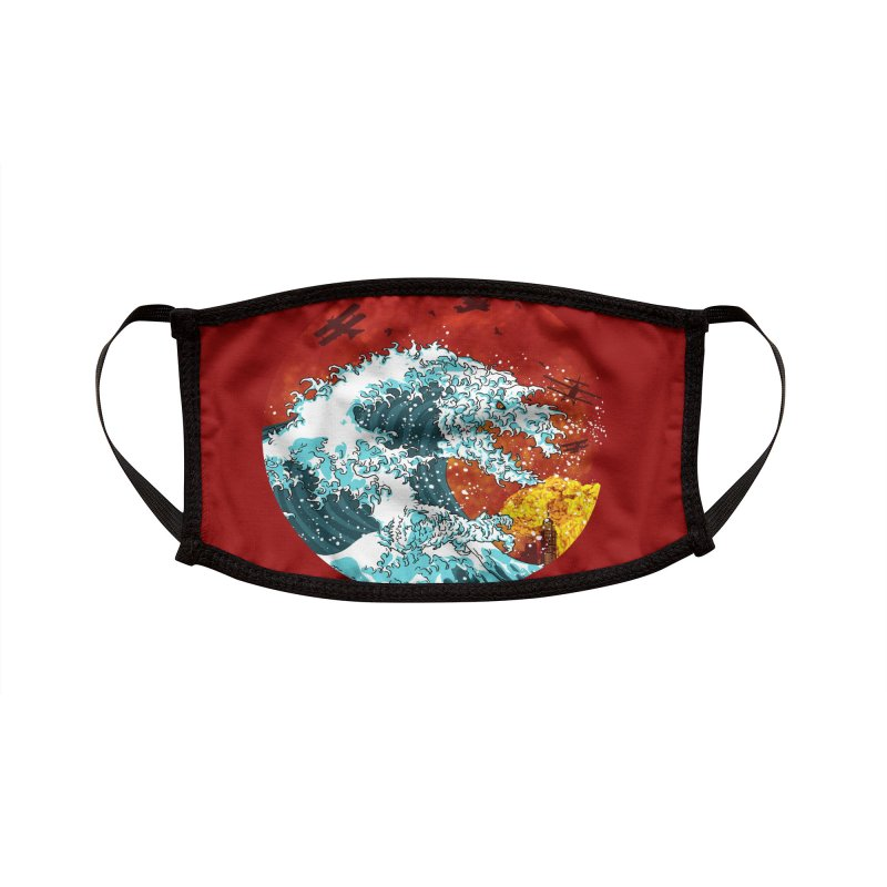 Wavezilla Accessories Face Mask by Opippi