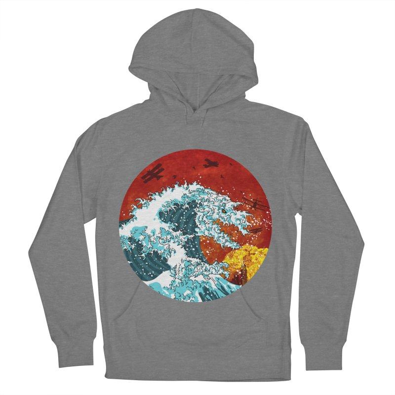 Wavezilla Men's Pullover Hoody by Opippi