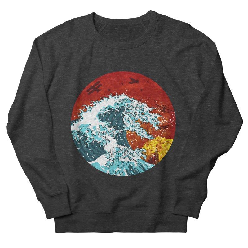 Wavezilla Women's French Terry Sweatshirt by Opippi