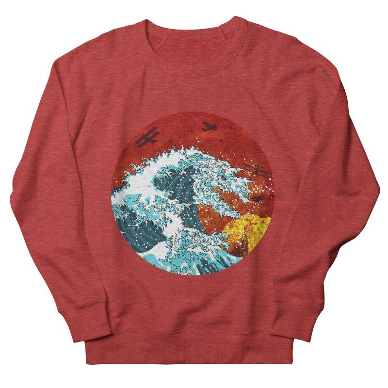 Wavezilla Men's Sweatshirt by Opippi