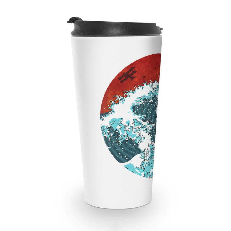 Wavezilla Accessories Travel Mug by Opippi