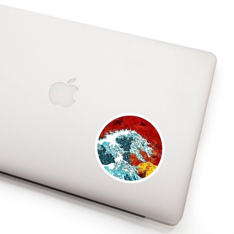 Wavezilla Accessories Sticker by Opippi