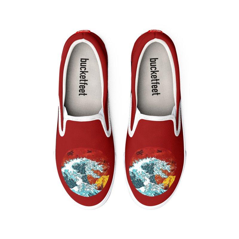 Wavezilla Men's Shoes by Opippi