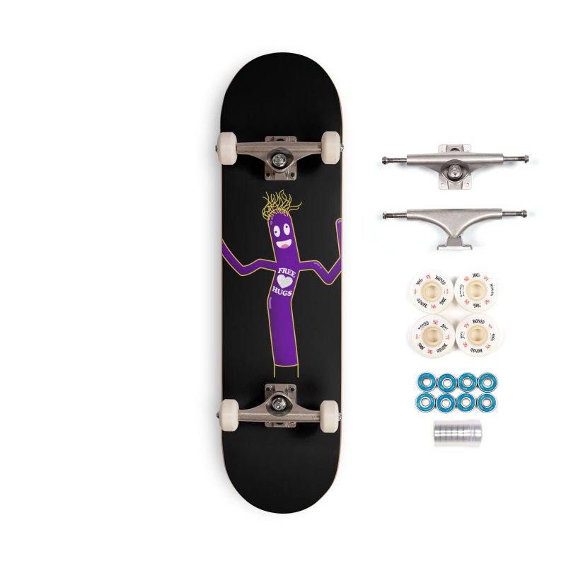 Free Hugs Accessories Complete - Premium Skateboard by Opippi