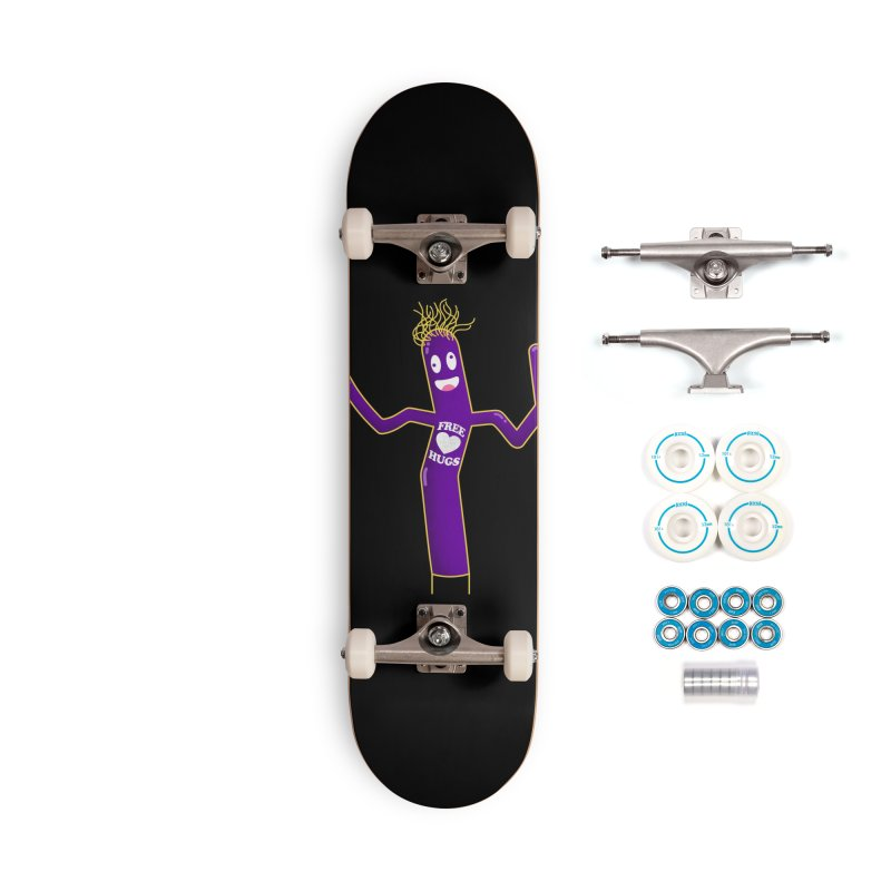 Free Hugs Accessories Complete - Basic Skateboard by Opippi