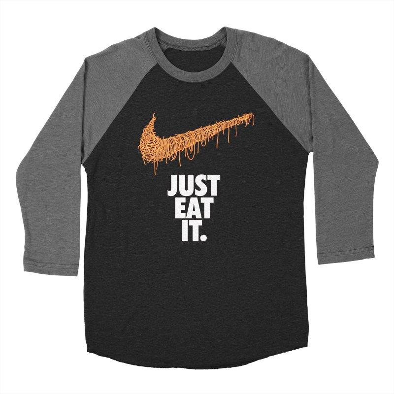 Just Eat It_Spaguetti Women's Longsleeve T-Shirt by Opippi