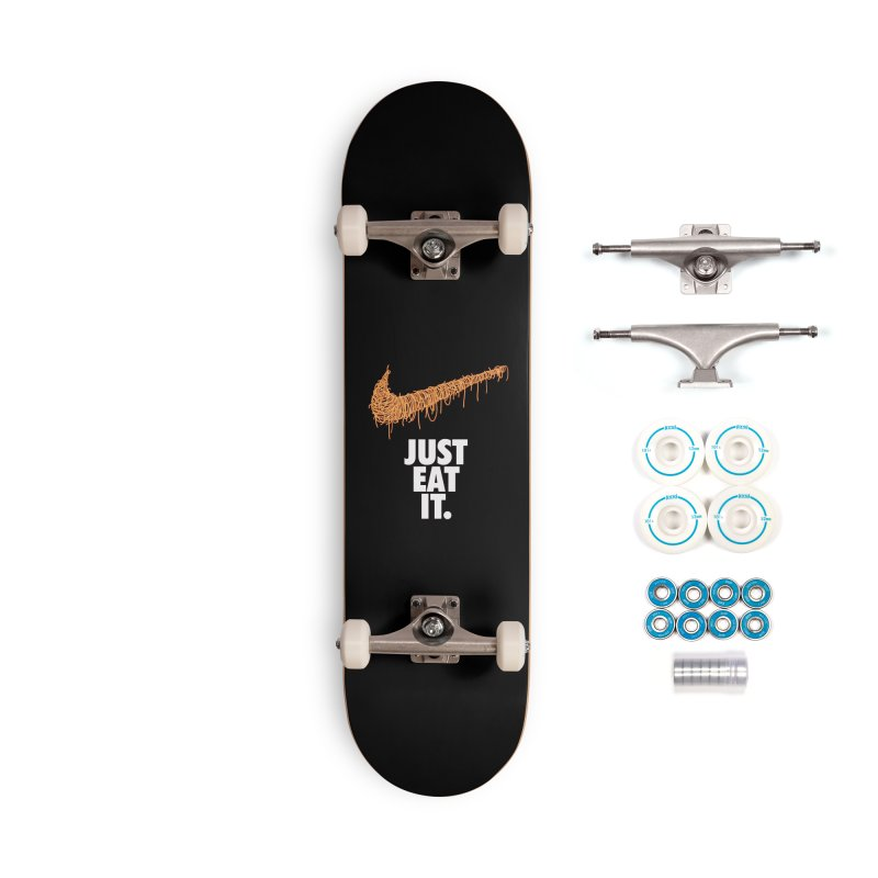 Just Eat It_Spaguetti Accessories Complete - Basic Skateboard by Opippi