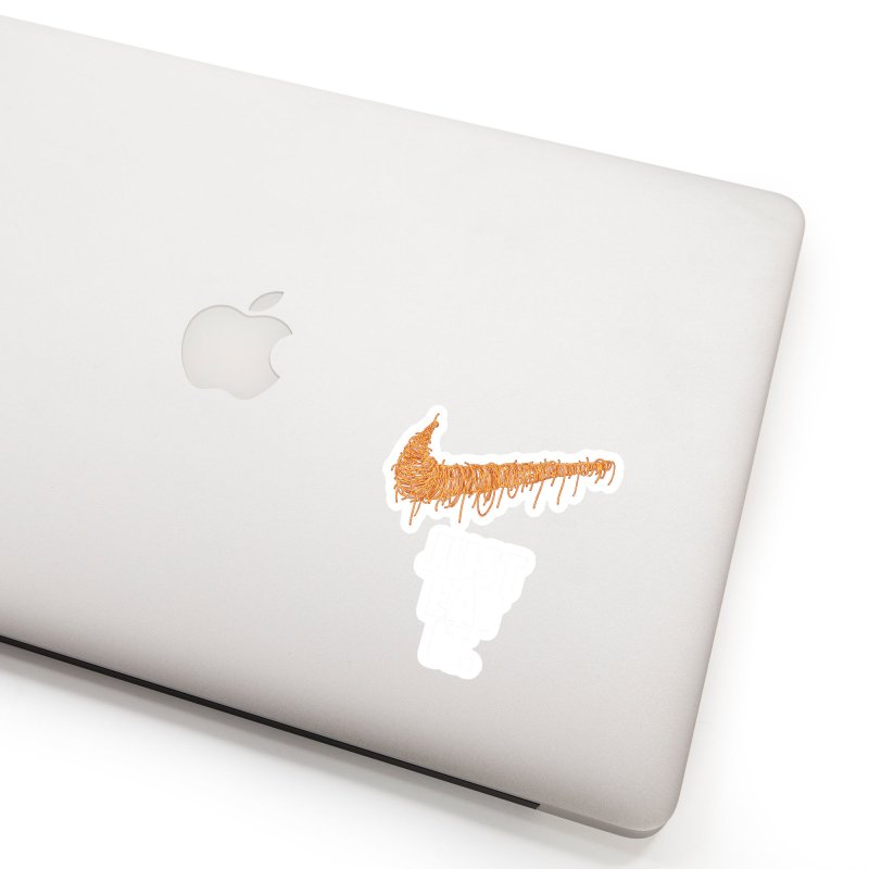 Just Eat It_Spaguetti Accessories Sticker by Opippi