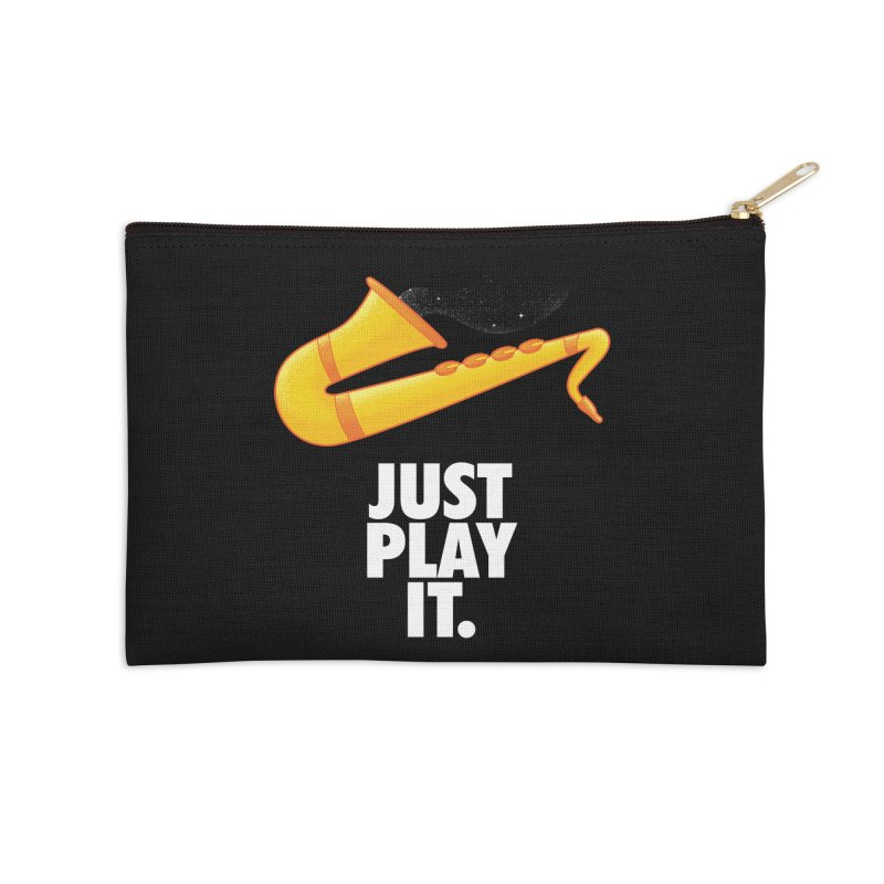 Just Play It Accessories Zip Pouch by Opippi