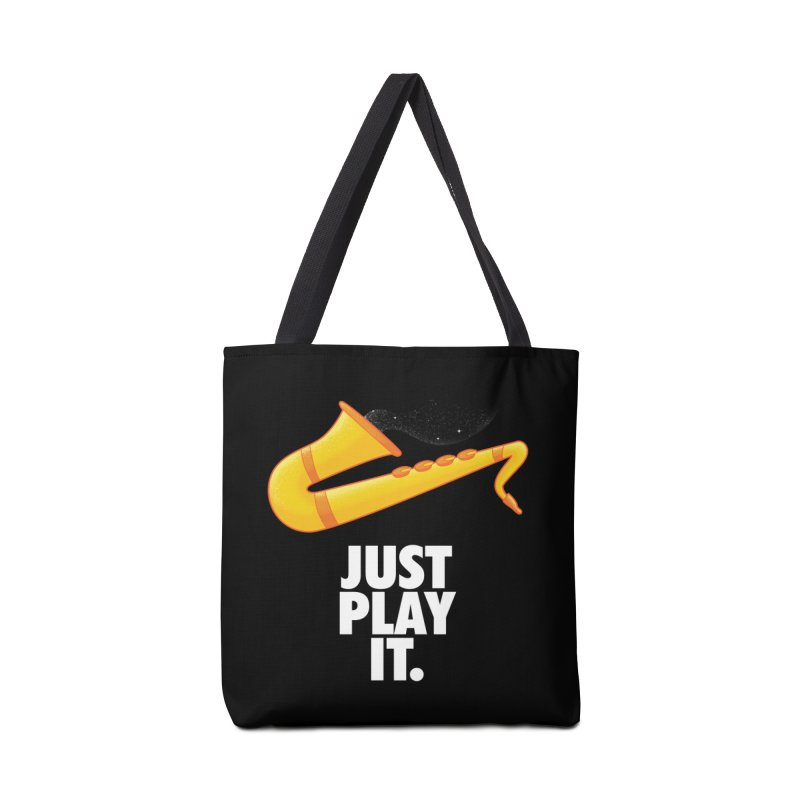 Just Play It Accessories Tote Bag Bag by Opippi