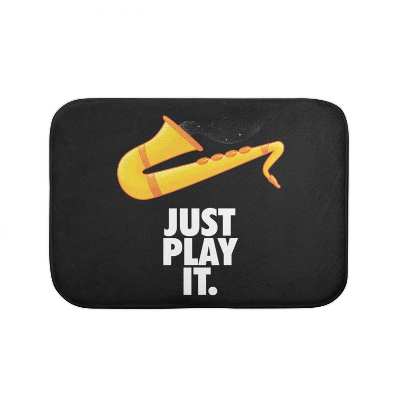 Just Play It Home Bath Mat by Opippi