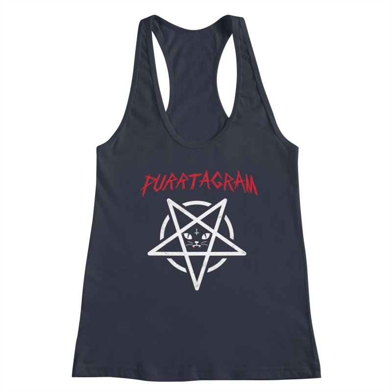 PURRTAGRAM Women's Tank by Opippi