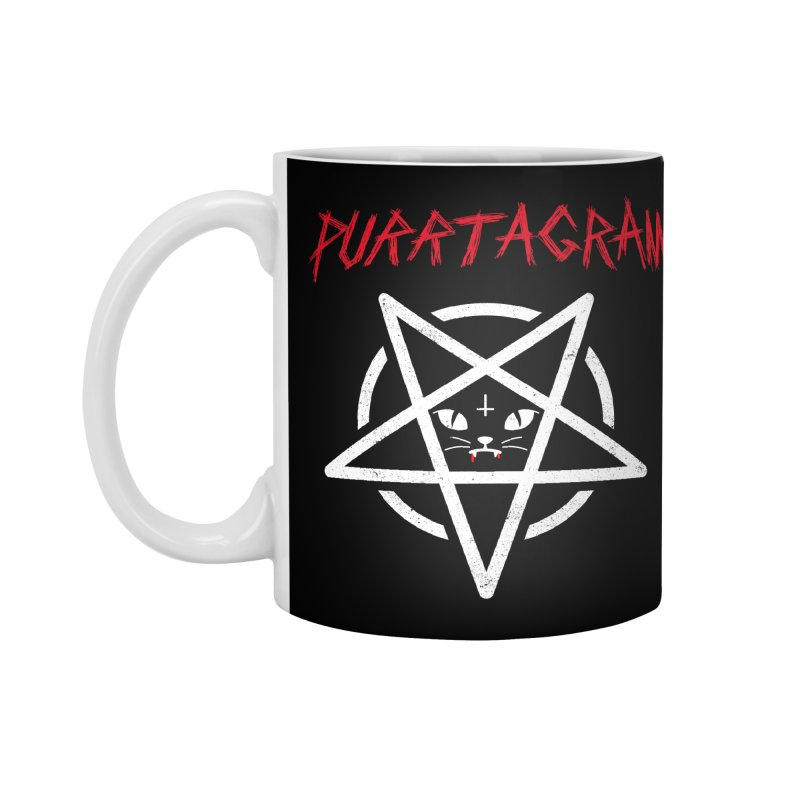 PURRTAGRAM Accessories Mug by Opippi