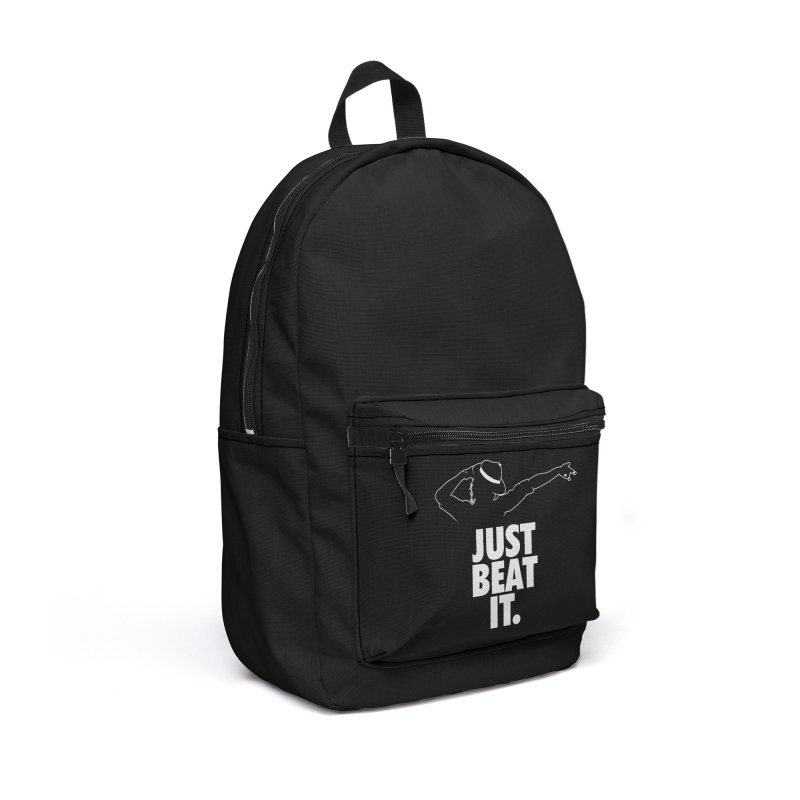 Just Beat it Accessories Backpack Bag by Opippi