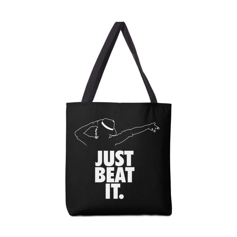 Just Beat it Accessories Tote Bag Bag by Opippi