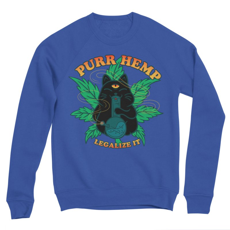 PURR HEMP Women's Sweatshirt by Opippi