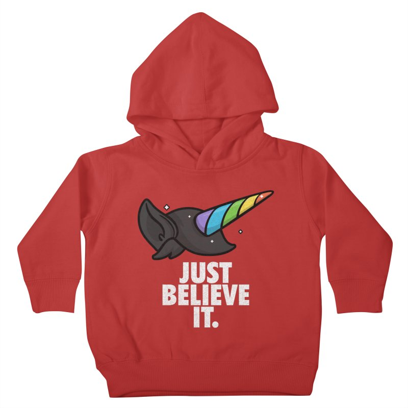 Just Believe it Kids Toddler Pullover Hoody by Opippi