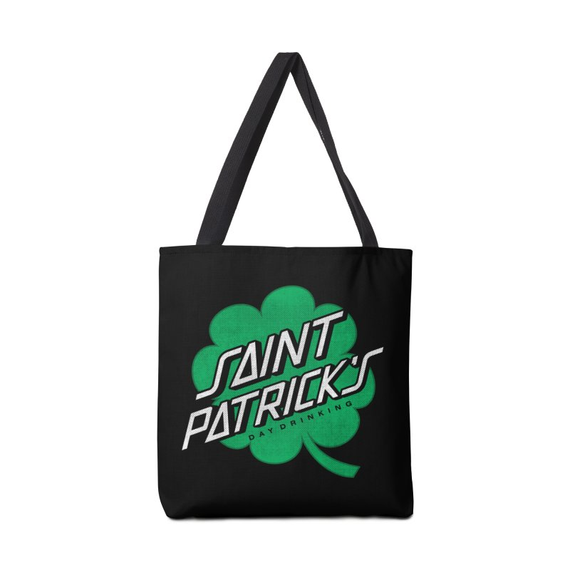 Saint Patrick's Day drinking Accessories Tote Bag Bag by Opippi