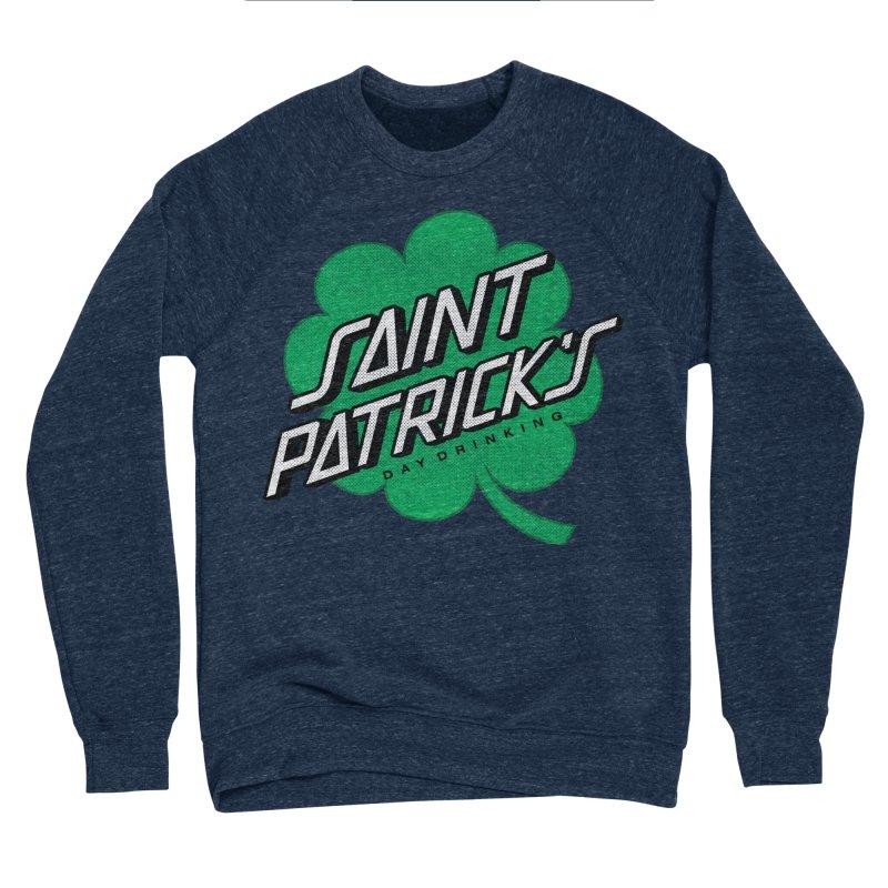Saint Patrick's Day drinking Women's Sponge Fleece Sweatshirt by Opippi