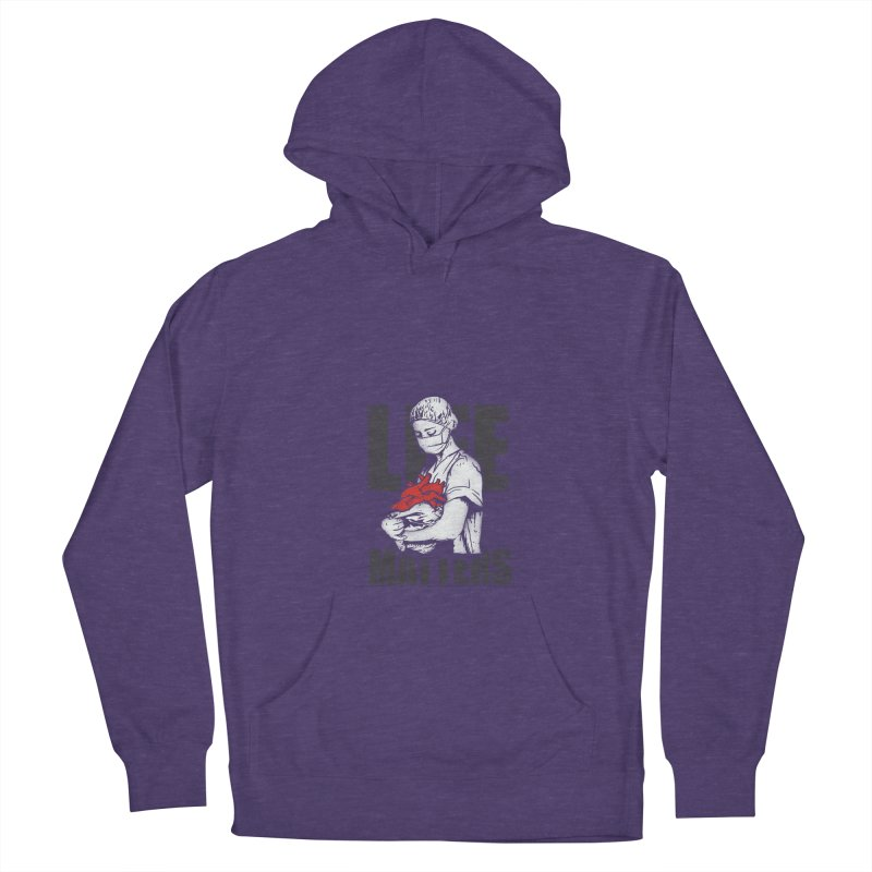 Life Matters Women's French Terry Pullover Hoody by Opippi