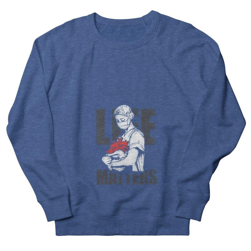 Life Matters Men's Sweatshirt by Opippi