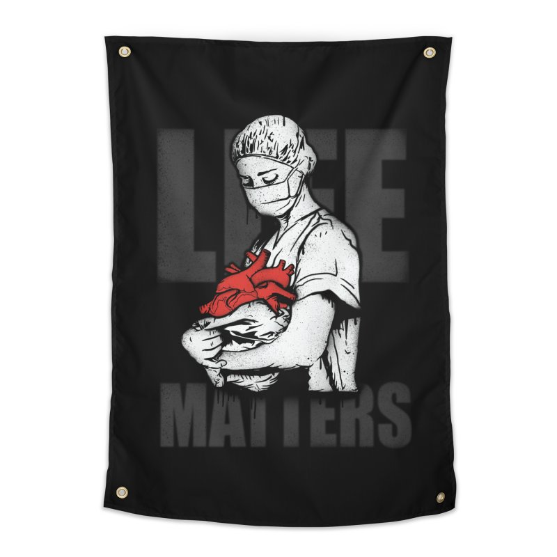 Life Matters Home Tapestry by Opippi
