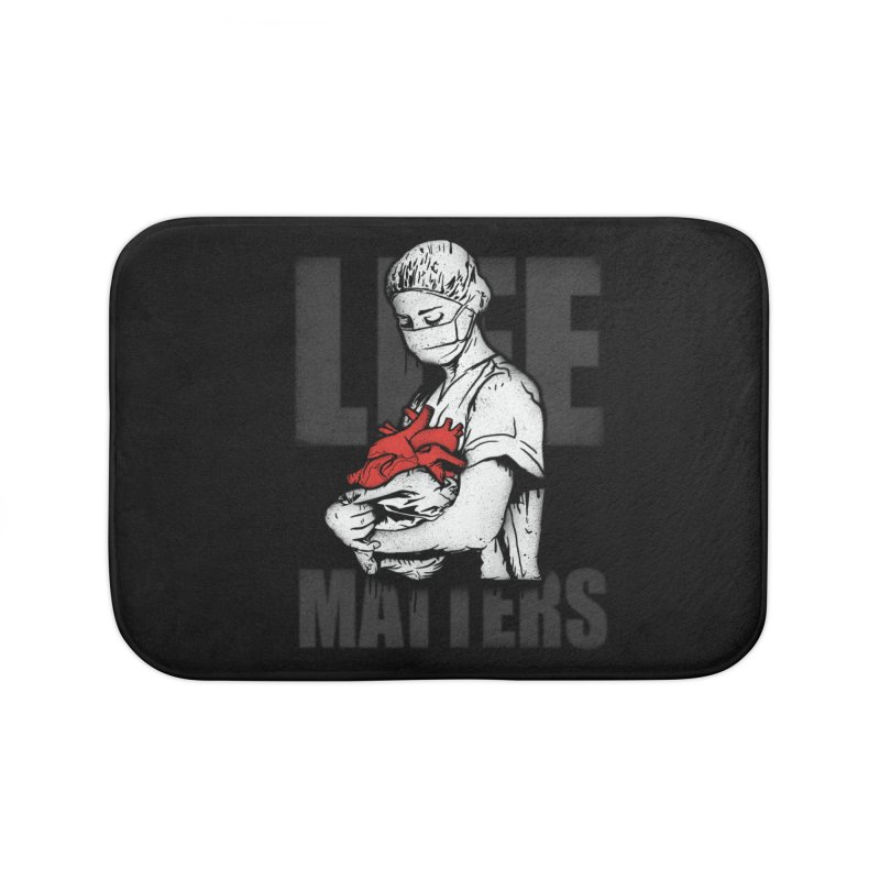Life Matters Home Bath Mat by Opippi