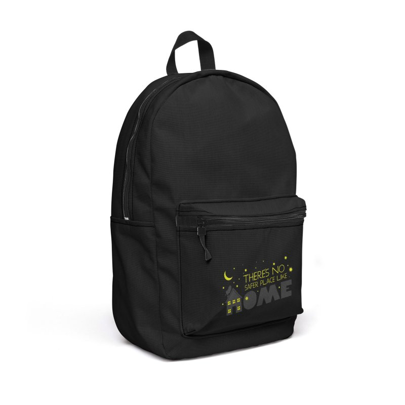 There's no safe place like HOME Accessories Backpack Bag by Opippi