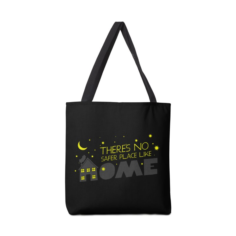 There's no safe place like HOME Accessories Tote Bag Bag by Opippi