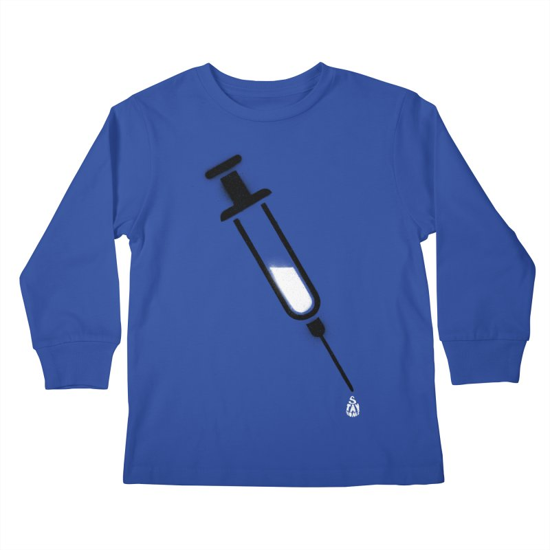 The Vaccine Kids Longsleeve T-Shirt by Opippi