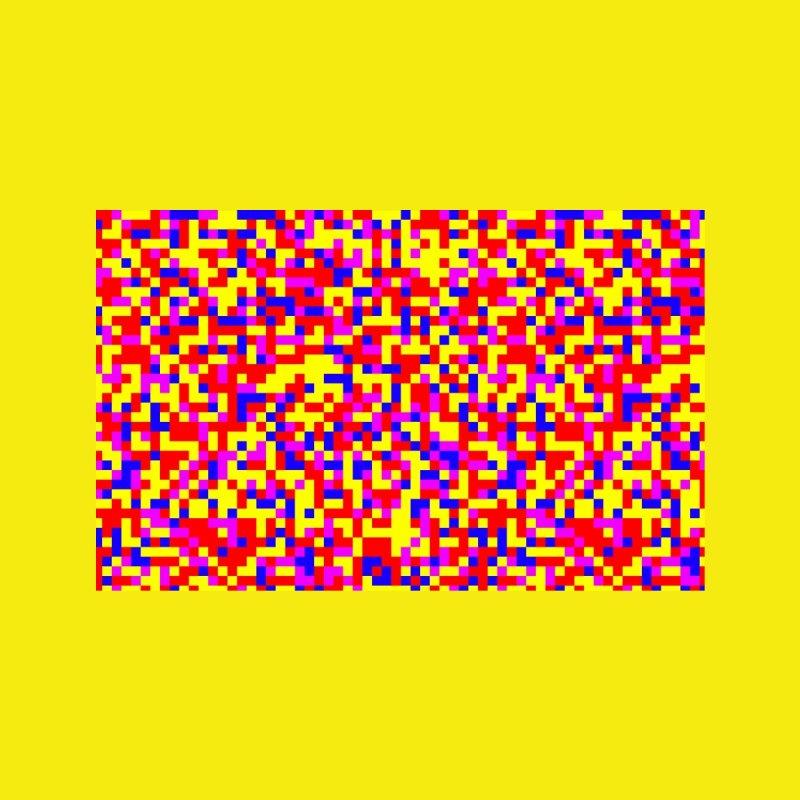Mario pixels pattern color patette face mask Men's Cut & Sew by Opippi