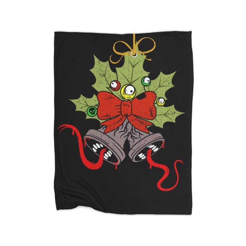 Siren Head Hells Bells Home Blanket by Opippi