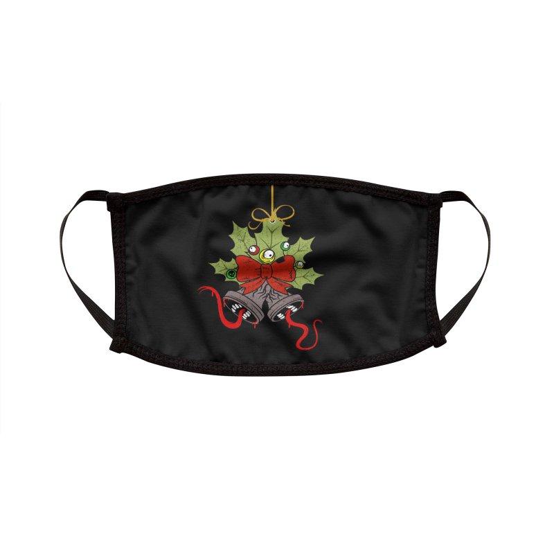 Siren Head Hells Bells Accessories Face Mask by Opippi