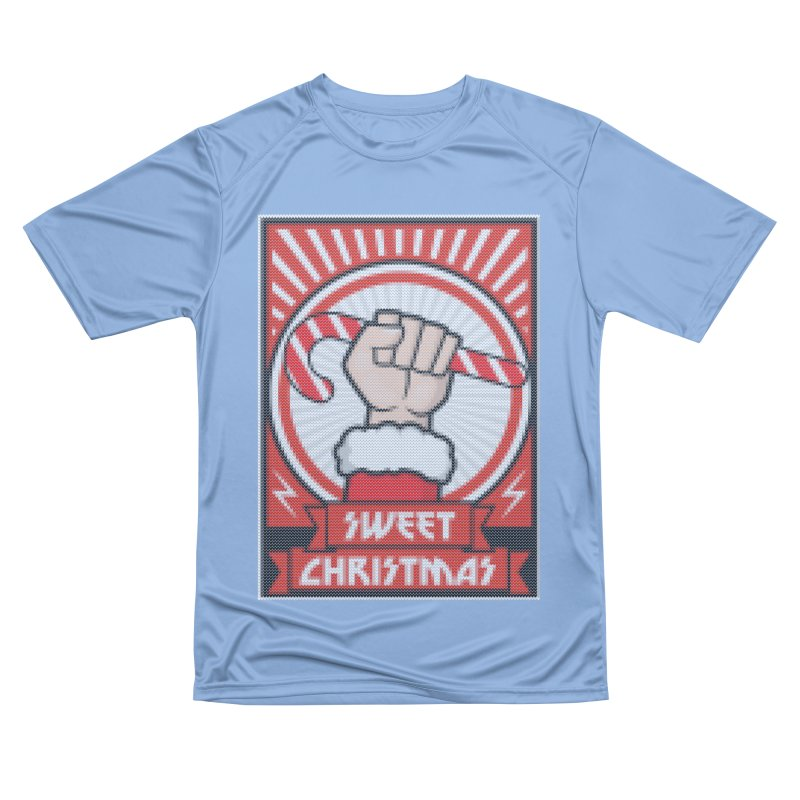 Sweet christmas candy revolution Women's T-Shirt by Opippi