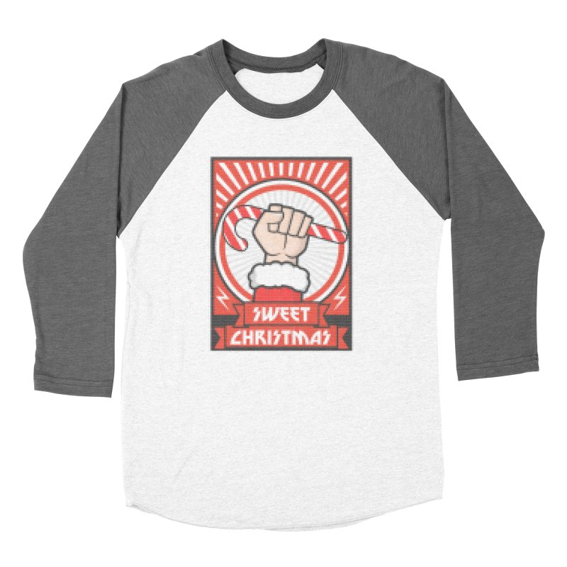 Sweet christmas candy revolution Women's Longsleeve T-Shirt by Opippi