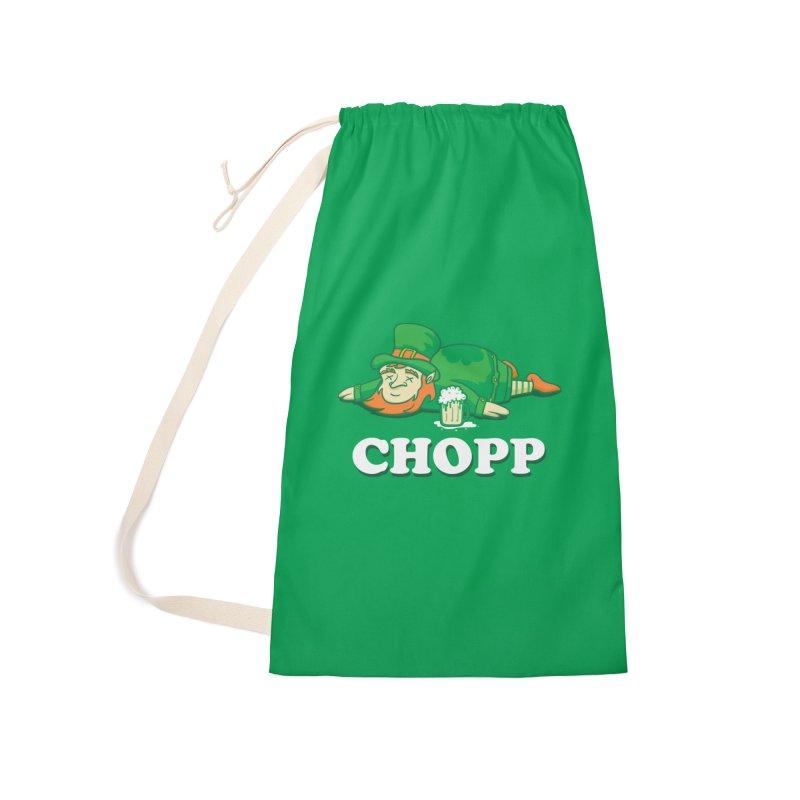 Leprechaun Chopp saint patricks day gifts Accessories Bag by Opippi