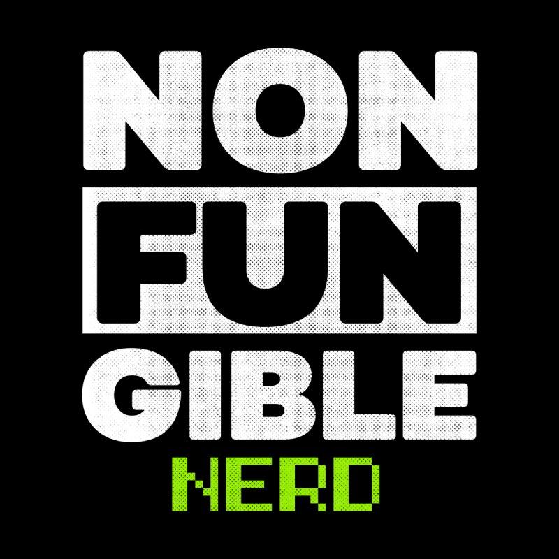 Non Fungible Token Nerd nft Men's T-Shirt by Opippi