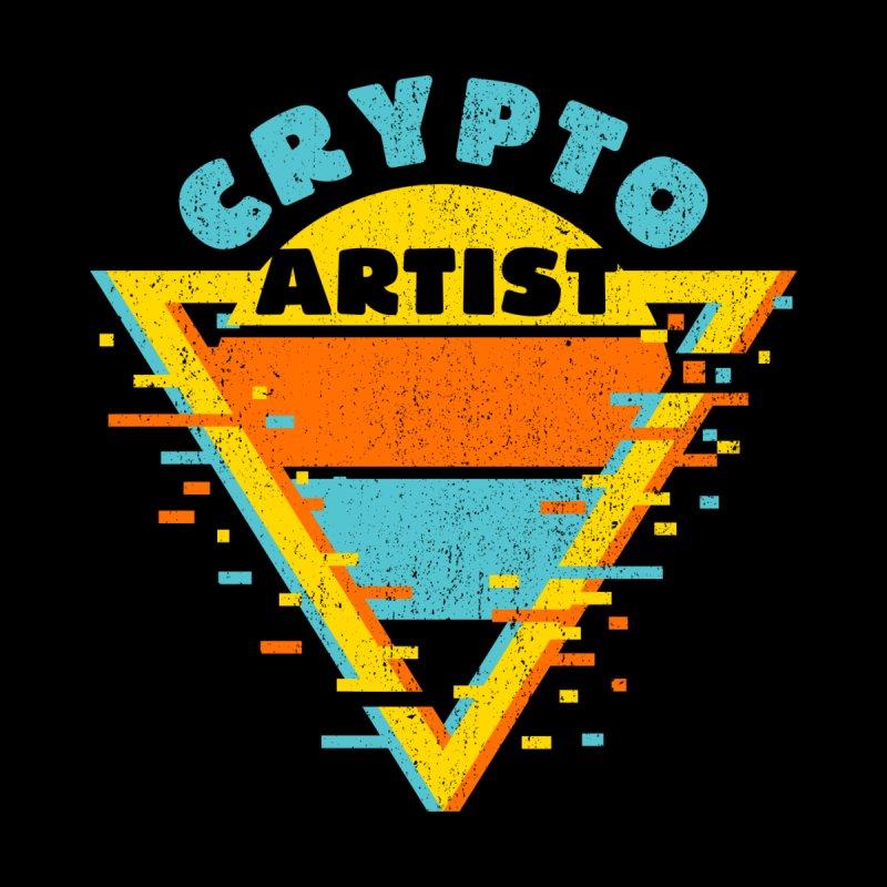 Cripto Artist Non Fungible Token nft Men's T-Shirt by Opippi