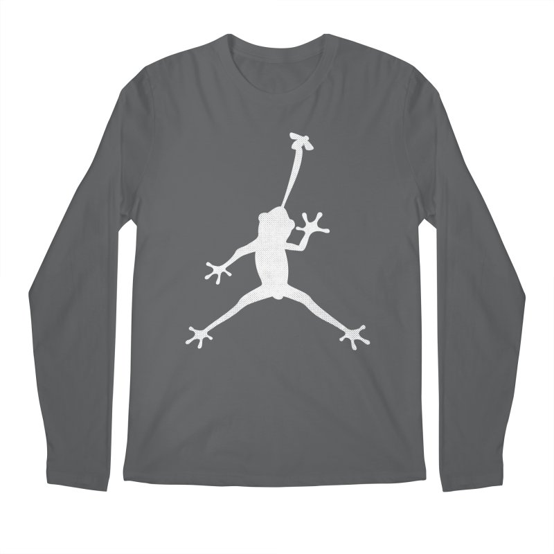 Funny Air Frog parody Men's Longsleeve T-Shirt by Opippi