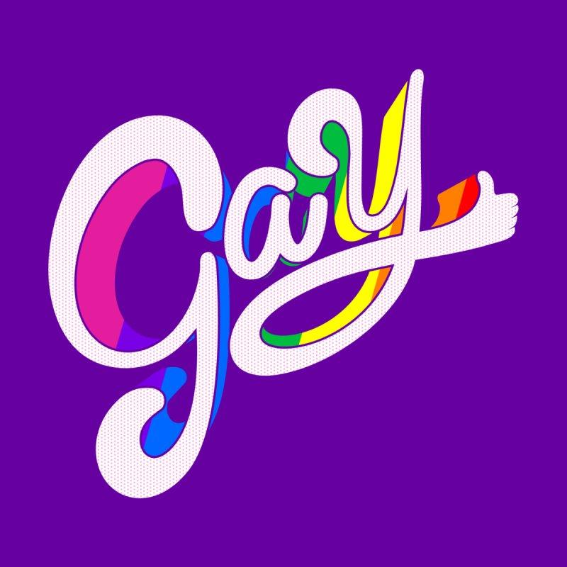 Gay Pride Women's Longsleeve T-Shirt by Opippi
