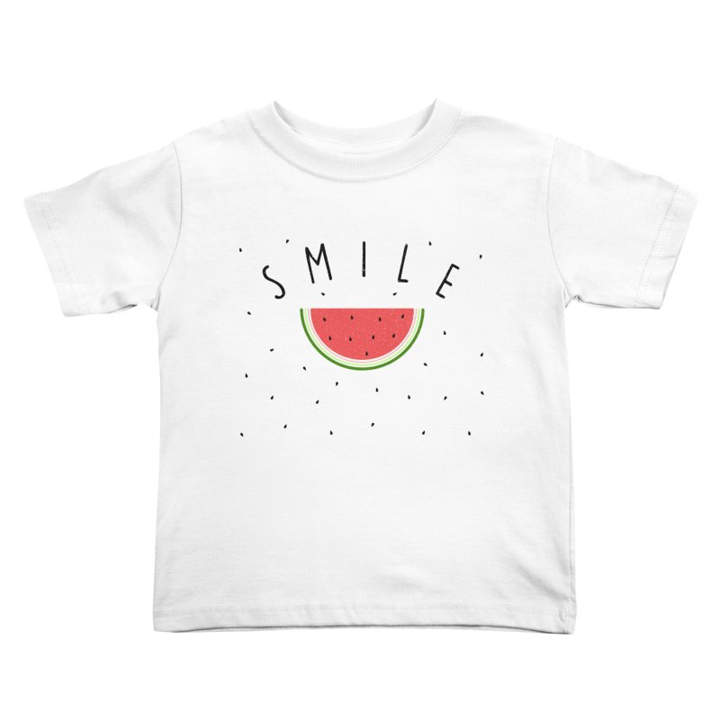 Water Melon Kids Toddler T-Shirt by Opippi